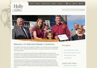 Holly Area Chamber of Commerce