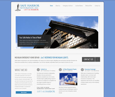 Safe Harbor Restoration Services
